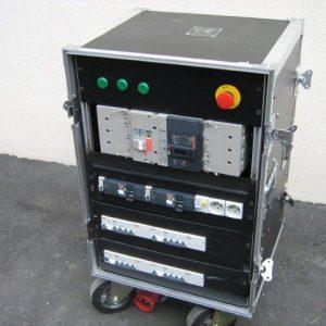 Armoire électrique 250Aampères / 380Volts / V1