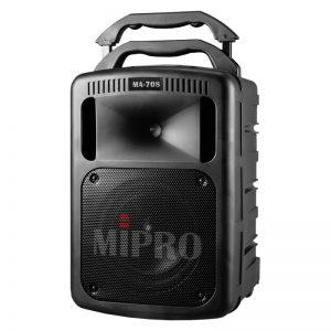MI PRO 708B Enceinte amplifiée sur batterie