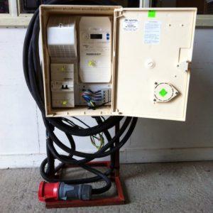 Armoire électrique foraine EDF ENEDIS 36Kwatts