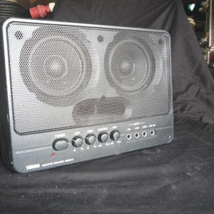 Enceinte amplifiée monitor yamaha