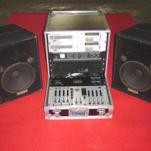régie sonorisation soirée dansante disco 3