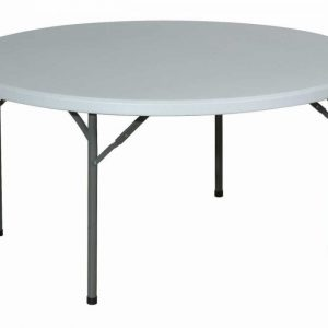 table ronde pliante 180cm