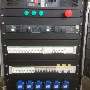 Armoire électrique 250Ampères / 380volts V2