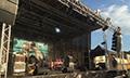 location d'écran géant pour mur d'images à La Rochelle